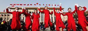 Die chinesische Wirtschaft wird eine sanfte Landung hinlegen.
