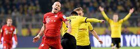 """""""Osterhasen"""" dominieren BVB: Die Bayern-Bestie ist weiter hungrig"""