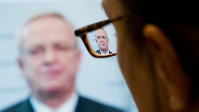Im Mittelpunkt der Aufarbeitung: Ab wann wusste der langjährige VW-Chef Martin Winterkorn was?