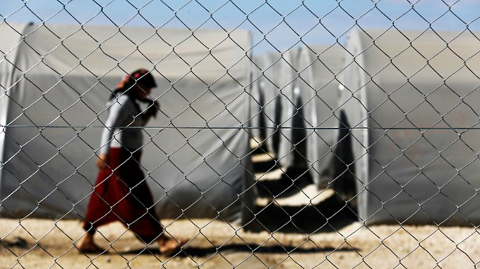 Flüchtlingslager in der Türkei gelten als gut organisiert. Doch bisher finden darin nur wenige Platz und sie stehen nicht unter dem Schutz der Genfer Flüchtlingskonvention.