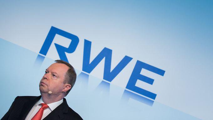 Keine Dividende für Stammaktionäre: Um RWE ist es nicht gut bestellt