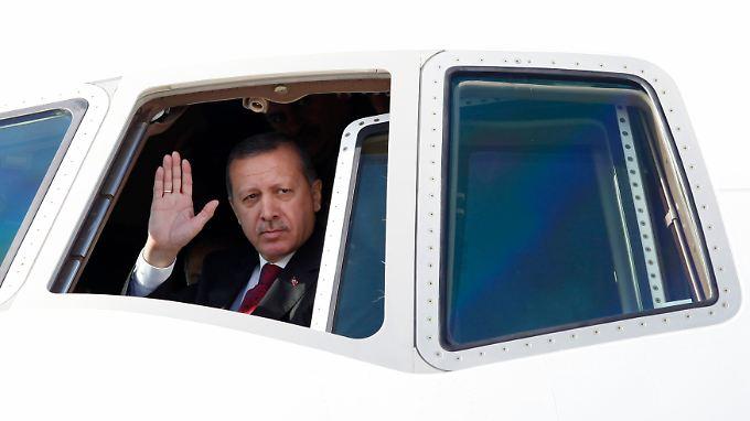 Präsident Erdoğan will, dass die Europäer die Türken endlich auf Augenhöhe wahrnehmen - auch, wenn es um das sensible Thema der Einreise geht.