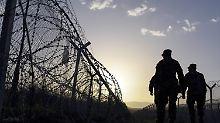 Merkel: Situation nicht nachhaltig: Österreich: Balkanroute bleibt dauerhaft zu