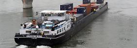 Symptome des schwachen Welthandels: Exporteure beginnen Jahr mit Dämpfer