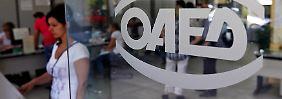 OECD: Anzeichen für Trendwende: Weniger Griechen ohne Job