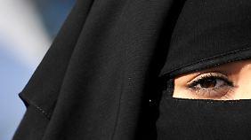 Burka-Streit am Münchener Landgericht: Muslimische Zeugin soll ihre Verschleierung ablegen