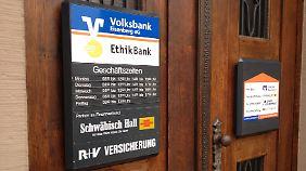 Die Ethikbank ist auch sonst kein gewöhnliches Geldinstitut.