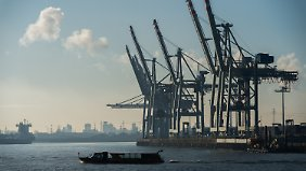 Dramatischer Fund in Deutschlands größtem Hafen