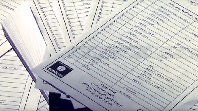 Rache eines Ex-Kämpfers: Sky News bekommt geheime Daten von 22.000 IS-Mitgliedern zugespielt