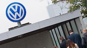 Bei Volkswagen geht derzeit so ziemlich alles schief.