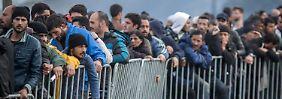 Weg über den Balkan dicht: EU-Länder wollen Alternativrouten schließen