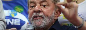 """""""Will es meinen Gegnern zeigen"""": Lula will nochmal Präsident werden"""
