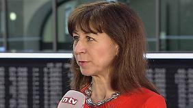 """Frank Meyer spricht mit Gertrud Traud: """"Diese Geldpolitik zerstört das Vertrauen in die Wirtschaft"""""""
