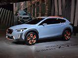Neuer Motor und etwas Kosmetik: Frühlingserwachen bei Subaru