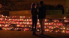 Ein Jahr nach der Katastrophe: Haltern trauert um die Opfer von Flug 4U9525