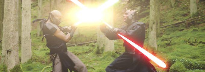 """Darth Maul: Apprentice"" begeistert die Youtube-Welt."