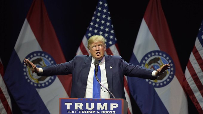 Siege für Clinton, Cruz und Rubio: Auftritt von Trump sorgt erneut für Aufregung
