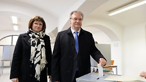 """""""Stabile Mitte"""" wackelt: Reiner Haseloff will Landesvater in Sachsen-Anhalt bleiben"""