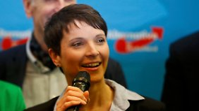 """Frauke Perty zu Wahlerfolgen der AfD: """"Guter Tag für die Demokratie"""""""