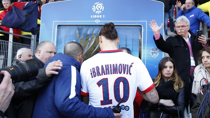 Abgang, Herr Ibrahimovic?