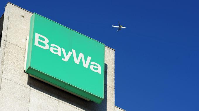 """Handel und Logistik in den Geschäftsfeldern """"Agrar, Energie und Bau"""": Baywa will Aktionären 85 Cent je Aktie auszahlen."""