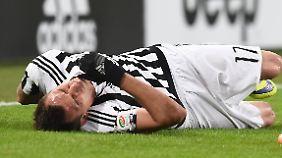 Wird Mario Mandzukic gegen seinen Ex-Klub auflaufen können?