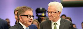 Mit den Grünen verhandeln?: Stuttgarter CDU will Mitgliederentscheid