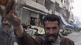"""CNN-Reporterin undercover in Syrien: """"Russische Kampfjets zielen auf öffentliche Einrichtungen"""""""