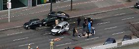 Auto explodiert in Berlin: Fahrer war wegen Straftaten bekannt
