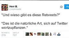 39 aus Billionen: #twitter10 - in Tweets