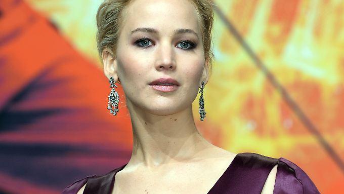 Auch Oscar-Preisträgerin Jennifer Lawrence ist damals vom Nacktfoto-Skandal betroffen.