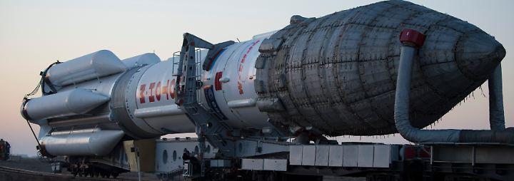 ... 3, 2, 1 - Liftoff!: Die stärksten Trägerraketen
