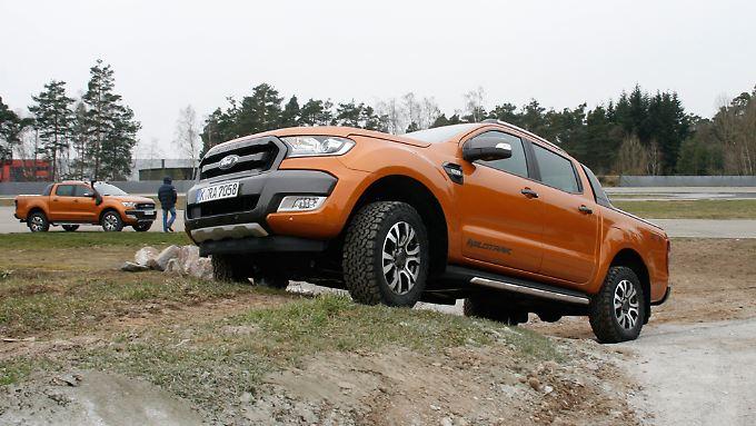 Deutschlands beliebtester Pick-Up soll Ford auch künftig als Alleskönner Freude machen.