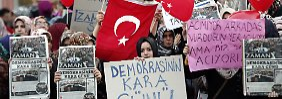 Kampf gegen die Pressefreiheit: Korrespondenten flüchten aus der Türkei