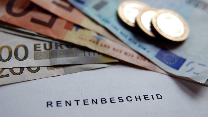 Mit freiwilligen Beiträgen lässt sich der Rentenanspruch sichern.