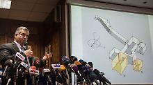 Das Geheimnis des Pharaos: Radarbilder deuten auf Grabkammern hin