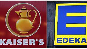 Übernahme durch Edeka: Jobs bei Kaiser's Tengelmann doch in Gefahr?