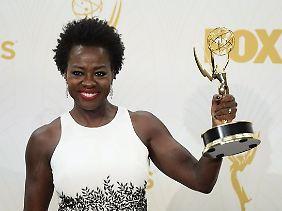 Für die Rolle der Annalise sahnte Viola Davis 2015 den Emmy als beste Drama-Hauptdarstellerin ab.