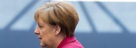 EU-Türkei-Gipfel: Noch viel zu regeln: Merkel übt sich in Zuversicht - Athen drängt