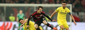 Glanzloser Abschied für Bayer: Villarreal kickt Leverkusen aus Europa League