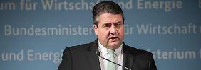 Ja zu Edeka-Tengelmann-Fusion: Gabriel erntet heftige Kritik für seine Ministererlaubnis