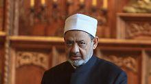 Geistlicher auf Deutschland-Tour: Ein Imam will Frieden schließen