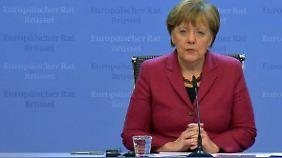 Eindämmung der Flüchtlingskrise: EU einigt sich auf gemeinsame Linie für Deal mit der Türkei