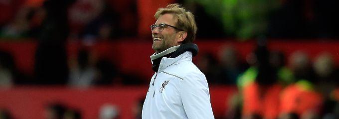 Gewünscht hat er sich das nicht: Jürgen Klopp kehrt zurück nach Dortmund, bringt allerdings den FC Liverpool mit.