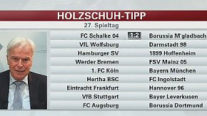 """Holzschuh tippt den Spieltag: """"Dortmund ist die Traummannschaft Deutschlands"""""""