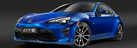 Supercoupé aus Japan: Toyota verleiht dem GT 86 frischen Glanz