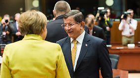 """""""Europa wird es schaffen"""": Merkel macht Deal mit Türkei fix"""