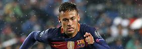 + Fußball, Transfers, Gerüchte +: Neymar soll 45 Millionen Euro nachzahlen