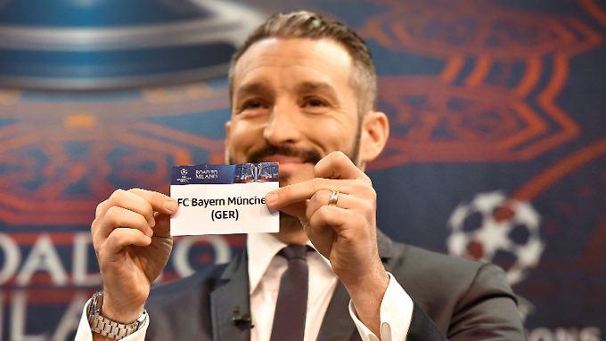Champions-League-Viertelfinale: Das Los hat entschieden