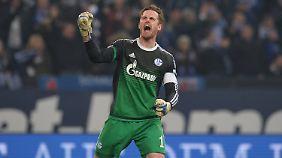 Spielt stark bei Schalke, muss aber die EM auf dem Sofa schauen: Torwart Fährmann.